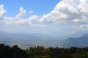 View from Ngulu